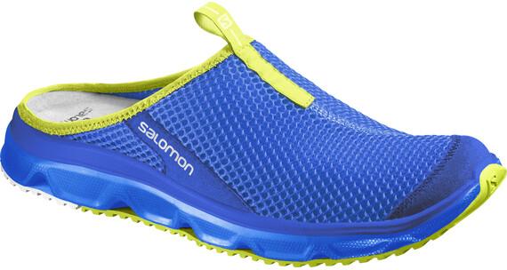 Salomon RX Slide 3.0 Sandalen Heren groen/blauw